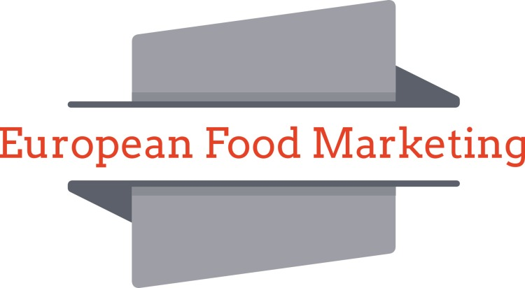 European food Marketing Logo