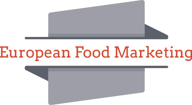 European food Marketing Logo